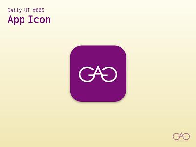 DailyUI 005 : App Icon collectui branding adobe illustrator illustration creative logodesign vector ux uidesign appicon daily 100 challenge dailyui