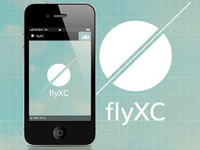 flyXC mobile app