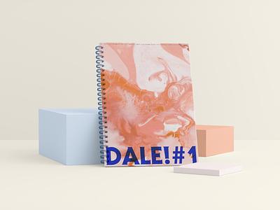 Dale! Magazine typogaphy spread magazine layout design layout editorial layout editorial design editorial dale cover design articles