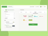 Healthie Lite Payment Screen