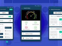Dbotica Health Tracker UI