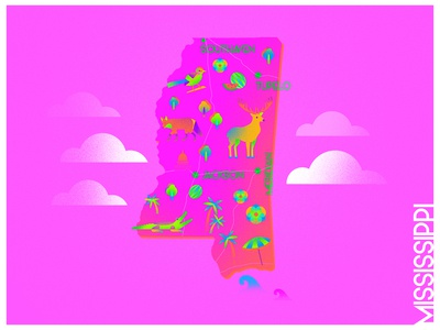 A state a day. #11 - Mississippi