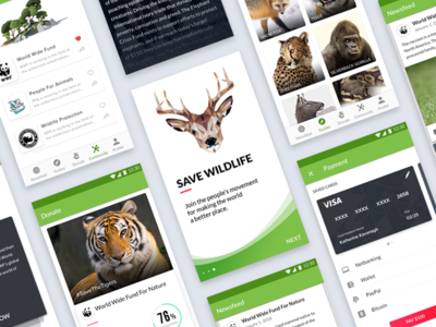 Wildlife Aid - Android App