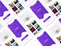 App Login Page, Cloud storage