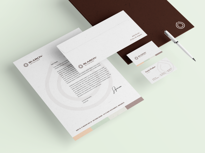 Ikarov Stationery