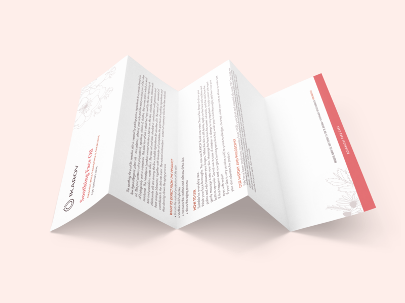 Ikarov Leporello Leaflets