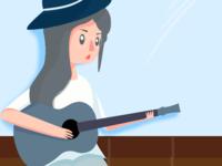 插画练习 2