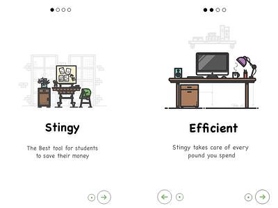 StingyApp Intro