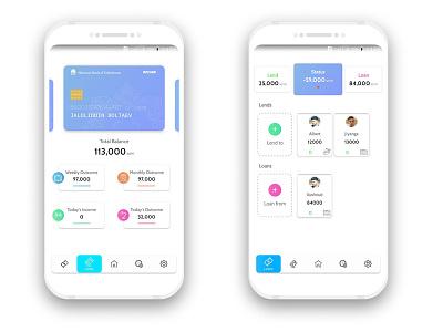 Stingy App Screenshots