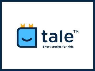 Tale - Short Stories for Kids Logo