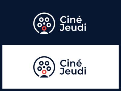 Cinejeudi (Cinema Logo)