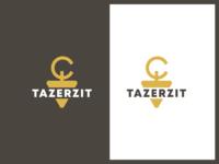 Moroccan Amazigh Tazerzit - Minimal Logo