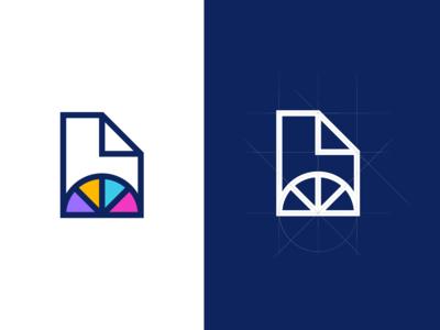 Online print logo