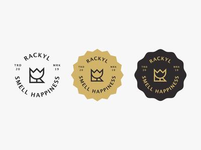 Perfume brand badges