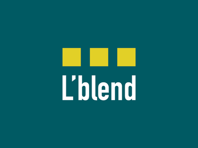 L'blend, Creative Space - Logo