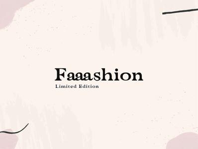 Faaashion Logo  v2