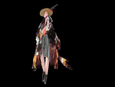 Maria - VR sculpture series