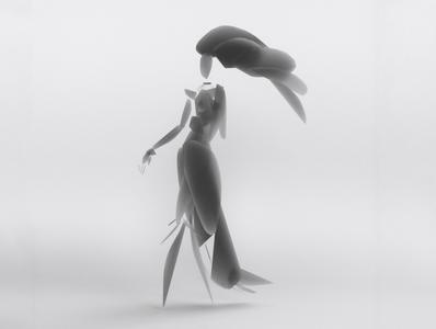 Mia - VR sculpture series
