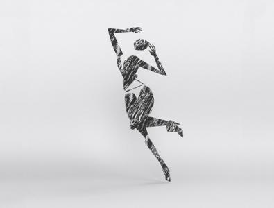 Falling - VR sculpture series