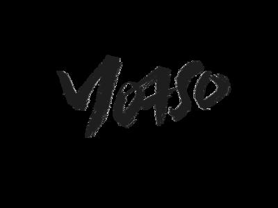 Yotso - handwritten logo