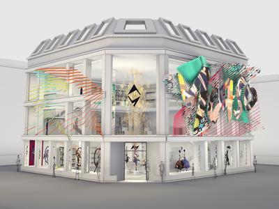 Fashion House Concept