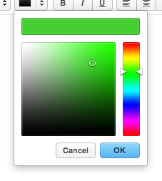 Me.com Color Picker me.com apple mobileme colorpicker
