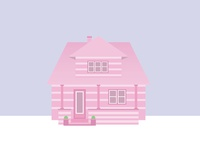 Tiny Pink House