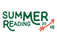 Summer Reading 2016 Logo
