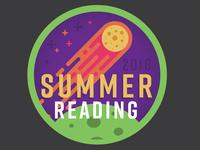 Summer Reading 2018 - Comet