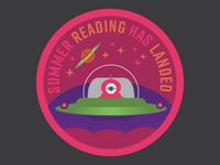 Summer Reading - Alien
