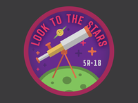 Summer Reading 2018 - Telescope