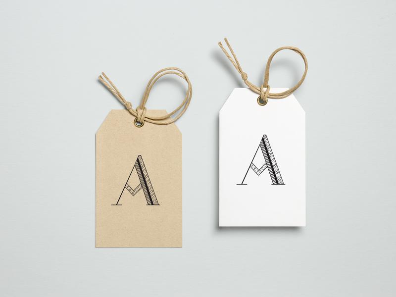 Drop Cap Letter Project graphic design design illustration typography