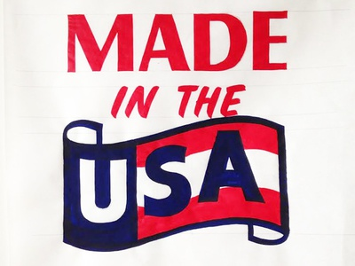 Made in the US of A