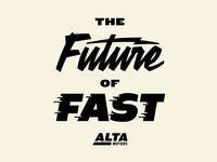 The Future of Fast