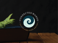 Connected Words Logo