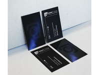 OmniTitan Visual Solutions Business Card