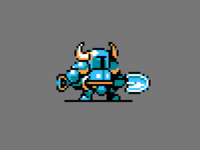 Shovel Knight Resprite