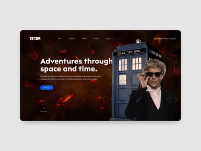 Doctor Who's Promo Page