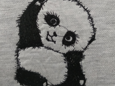 Embroidery panda embroidery machine tajima panda