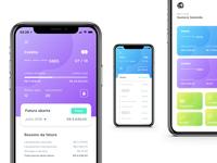 Card management app