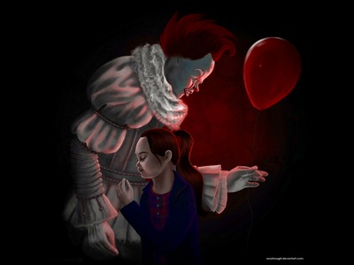 Pennywise and Vicky