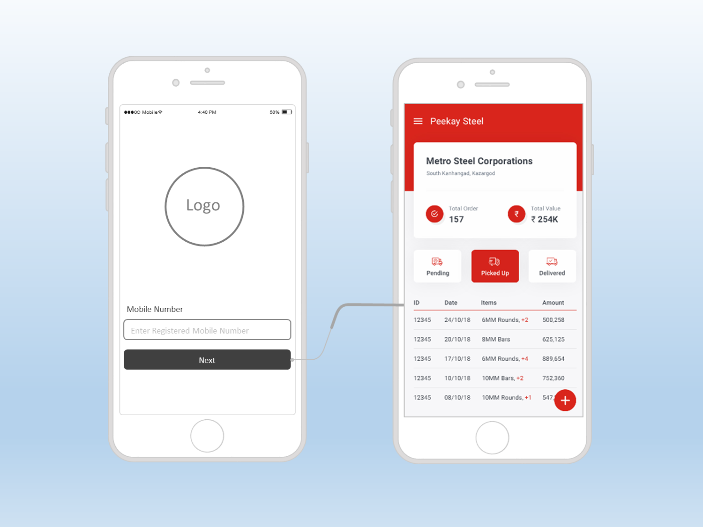 Dealer App