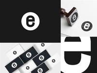 E - Logo