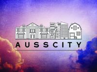 Ausscity - Logo draft