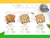 Pizza site