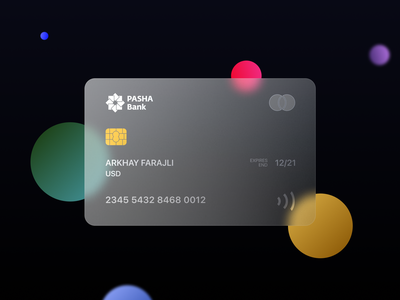 Glassmorphism Card Design colorful free download template transparent style design bank card liquid neomorphism