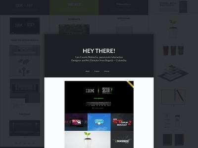 New portfolio online!