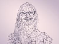 Portrait e wires