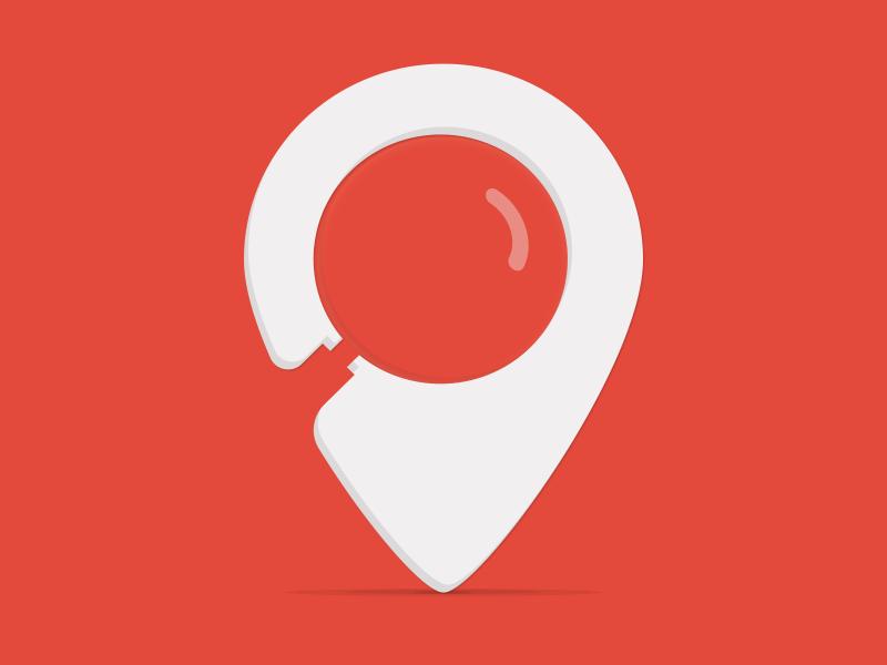 SEO Logo web map road logo seo