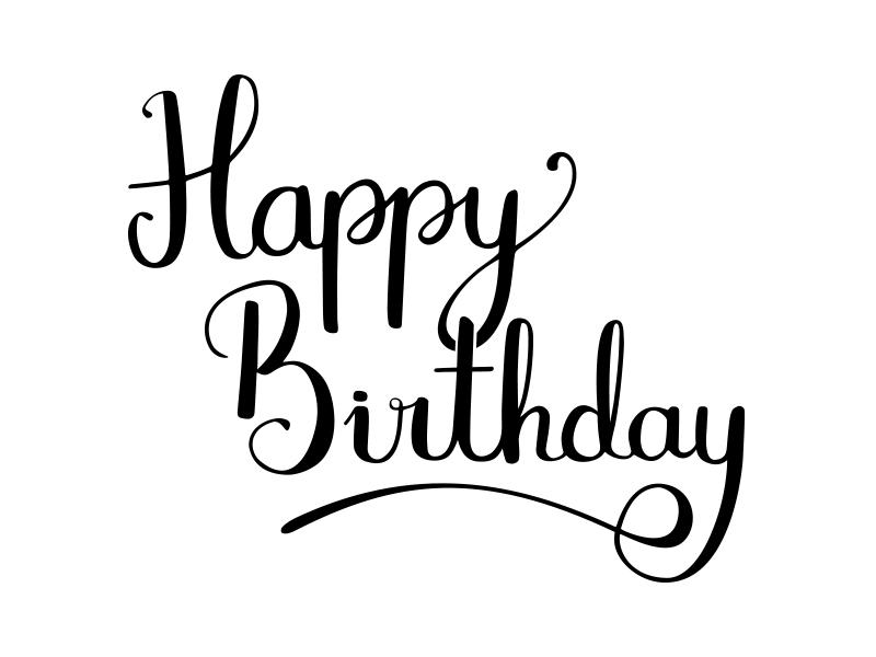 Happy Birthday By Camilo Mahecha Dribbble